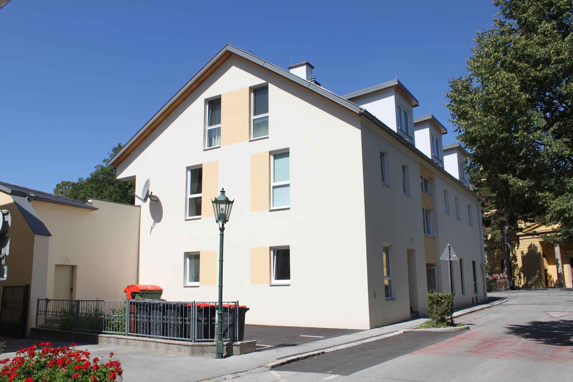 Wohnhaus Hinterbrühl